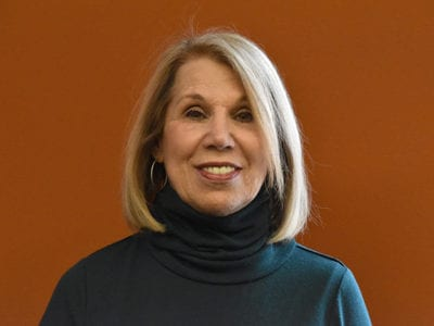 Christina Muccioli, Director of AHRC NYC's Educational Services